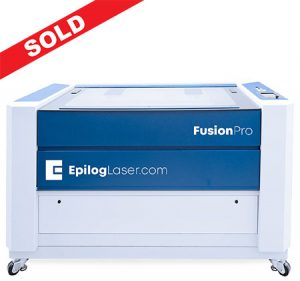 Allegheny Educational Systems Epilog Fusion Pro SOLD!