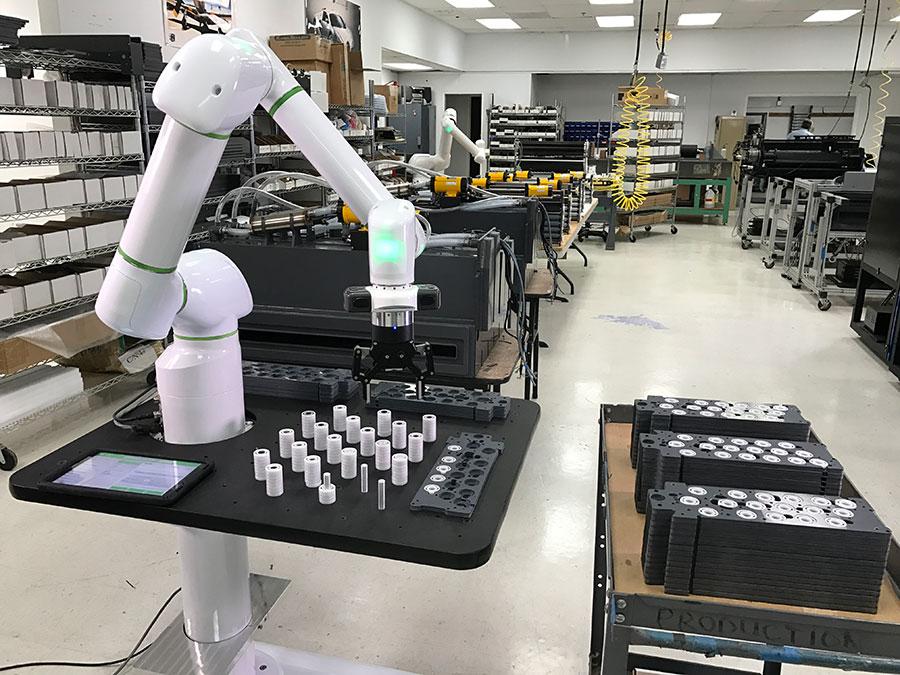 Allegheny Educational Systems Productive Robotics OB7