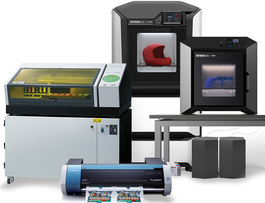 Allegheny Educational Systems Stratasys And Roland Equipmernt Extended Shut Down Procedures
