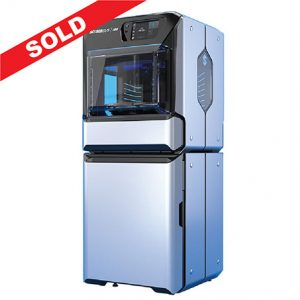 Allegheny Educational Systems Demo Stratasys J55 3D Printer - SOLD