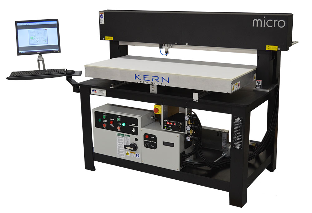 Kern MICRO Laser System