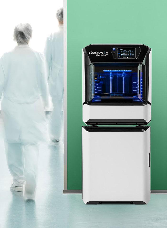 Allegheny Educational Systems Stratasys MediJet 3D Printer