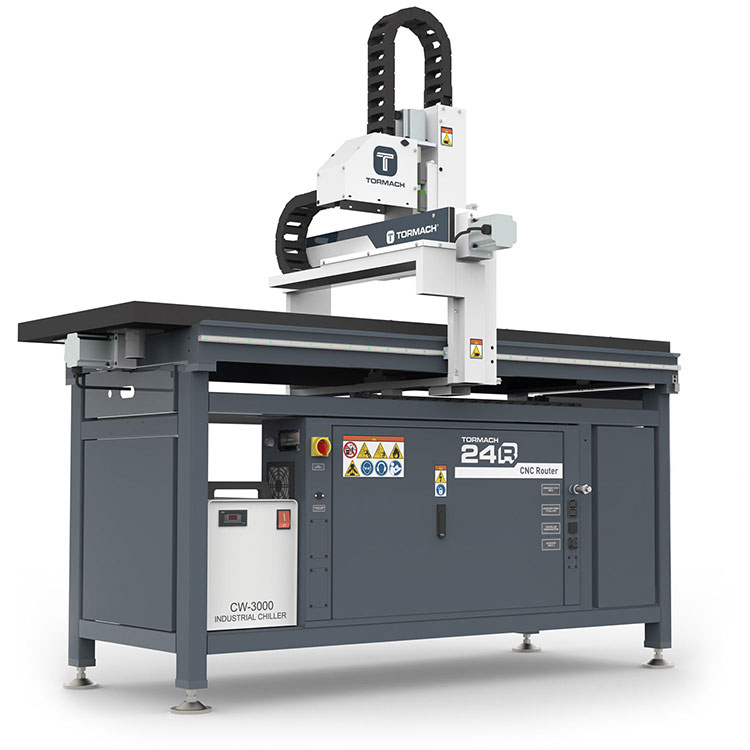 Allegheny Educational Systems Tormach 24R CNC Router