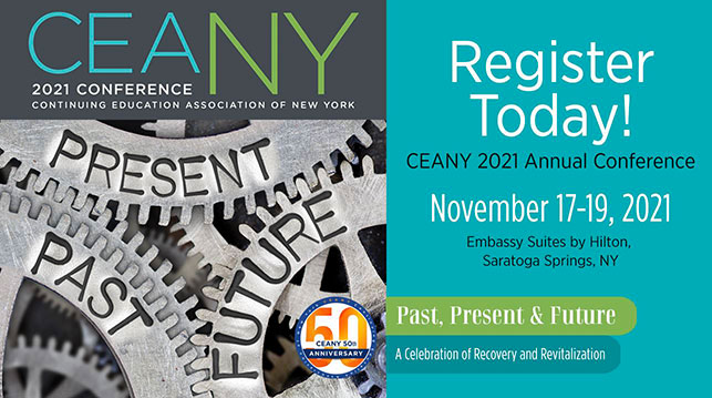 Allegheny Educational Systems CEANY 2021 Annual Conference