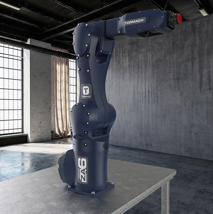 Allegheny Educational Systems ZA6 Robot